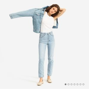 Everlane The '90s Cheeky Straight Jean
